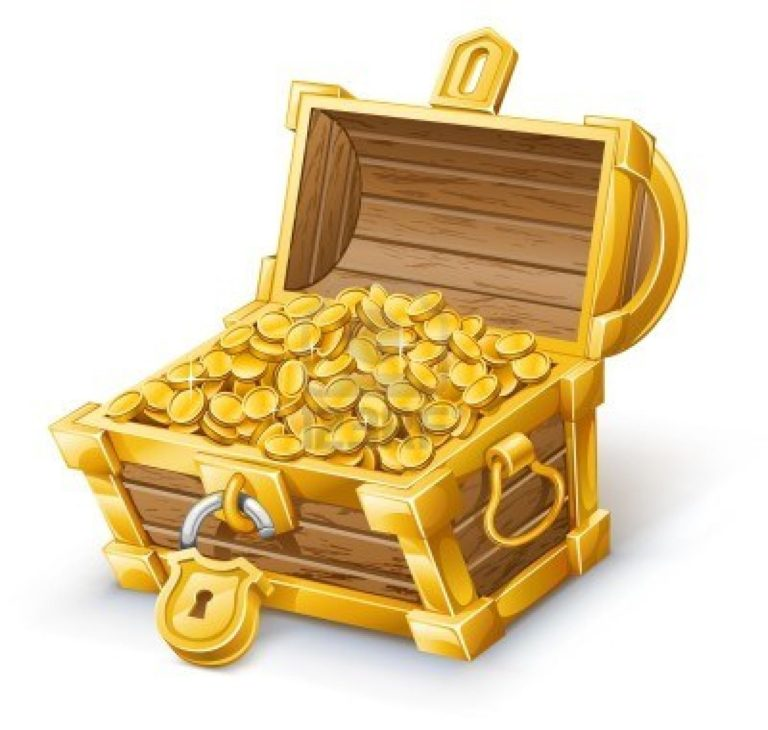 Clip Art Images of Gold Coins  Clipart Guide