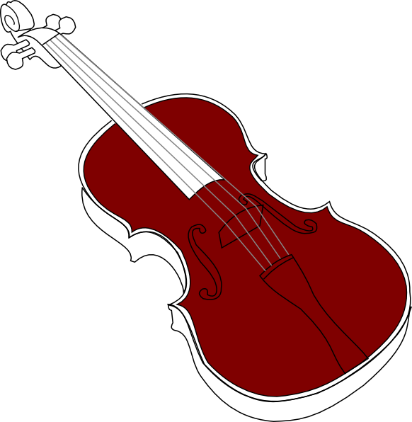 Violin clip art clipart photo