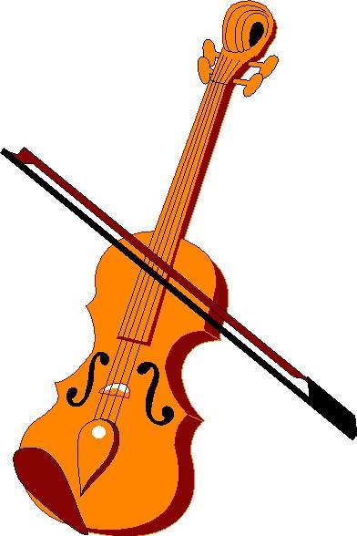 Violin clip art free clipartfest