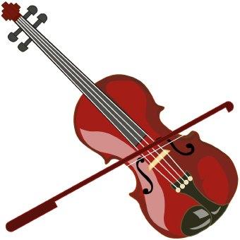 Violin clip art images free clipart 4