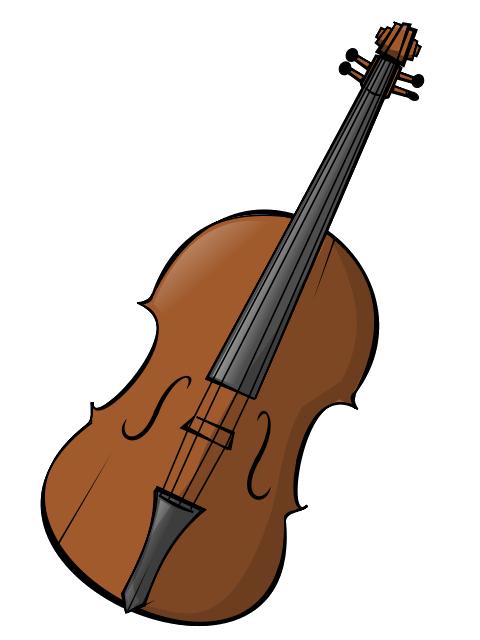 Violin clip art images free clipart 5