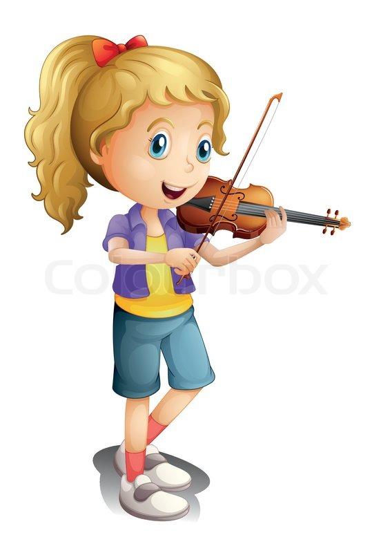 Violin clipart tiny 5