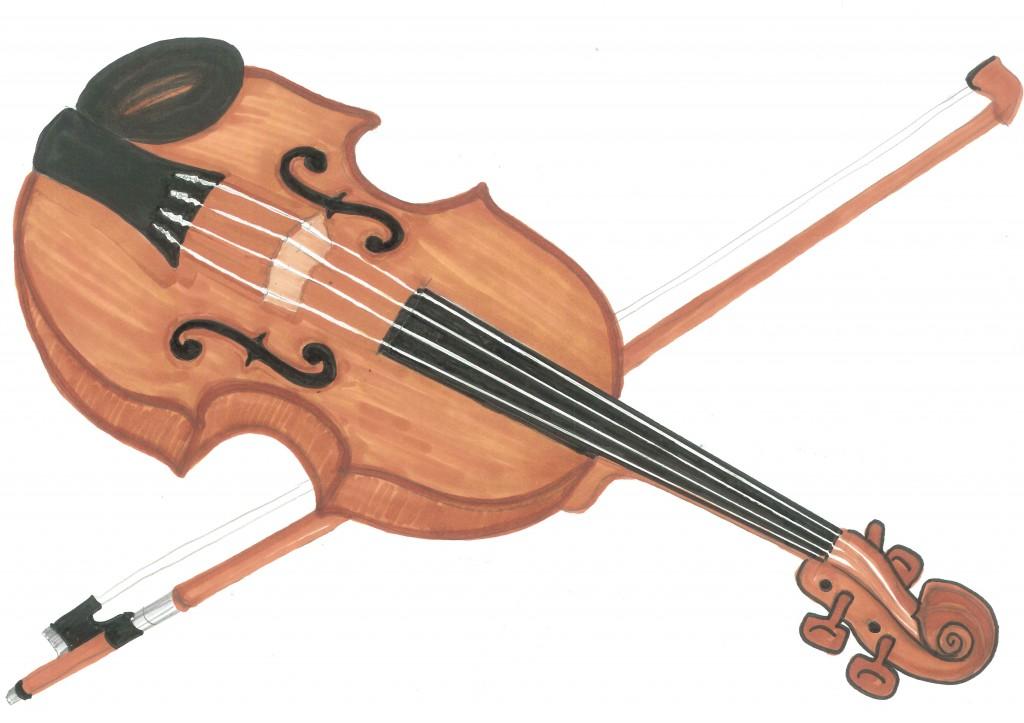 Violin images clip art