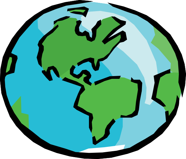 World clipart free images 3