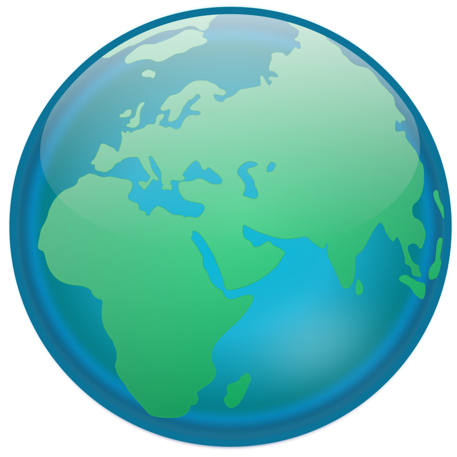 World earth globe clip art free clipart images 2