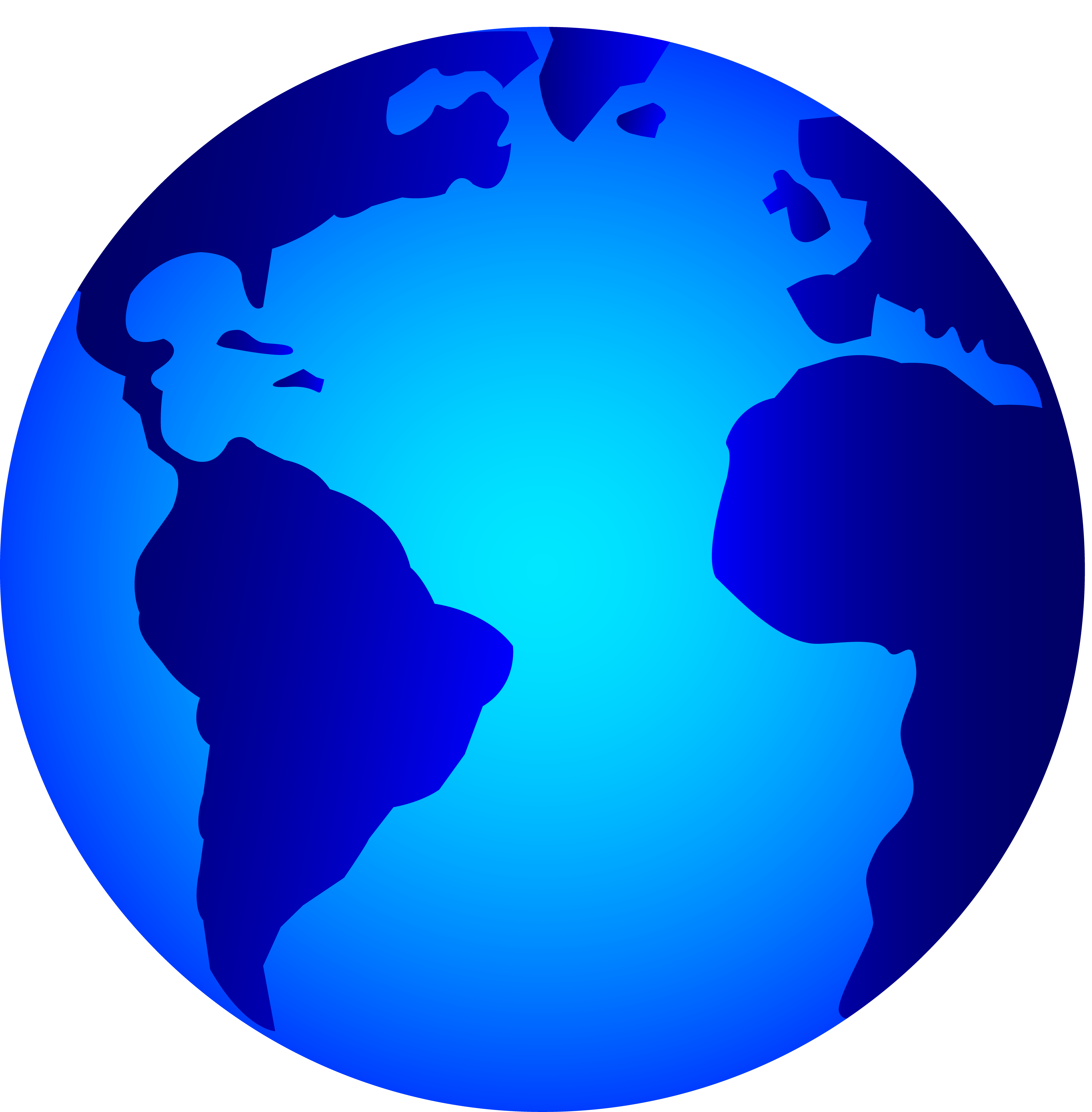 World earth globe clip art free clipart images 4