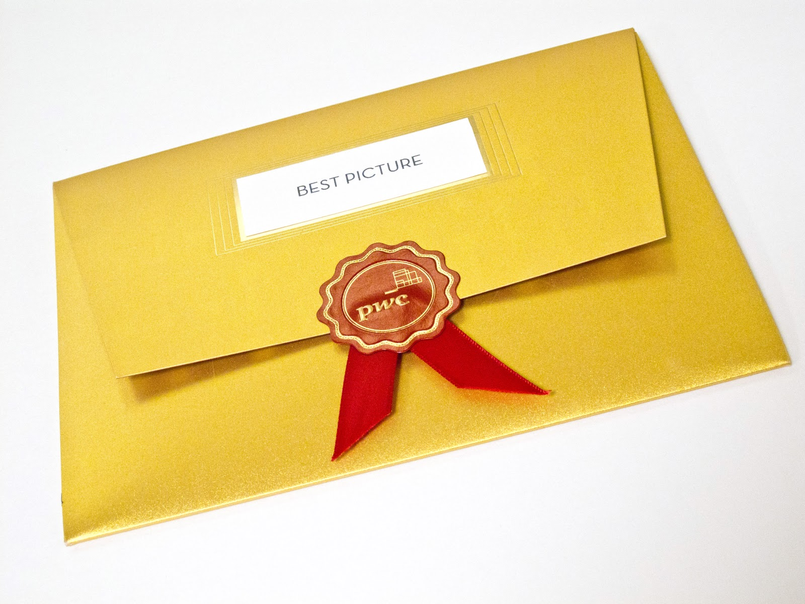 Academy awards envelope clipart