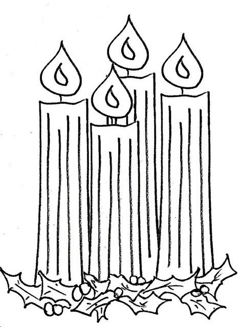 Advent 4 clip art stushie art