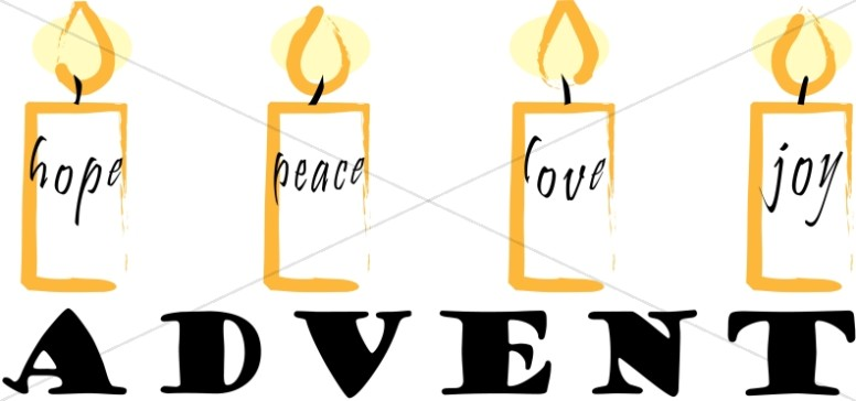 Catholic advent clipart 2 - WikiClipArt