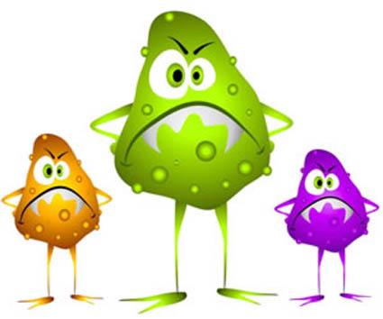 Bacteria clipart free images 2 famclipart