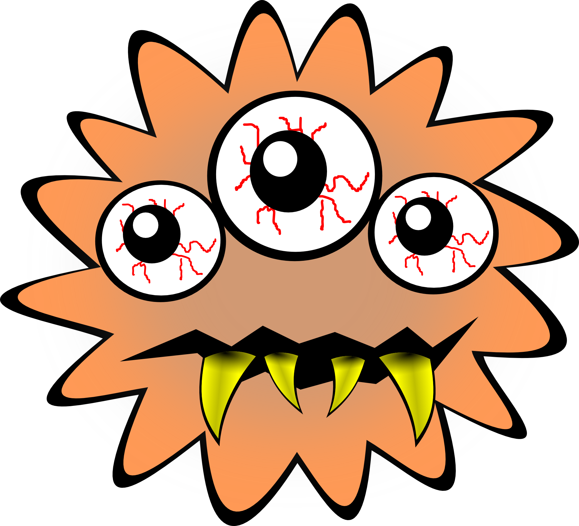 Bacteria clipart free images 2