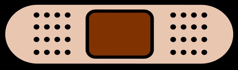 Bandaid band aid clip art image 3
