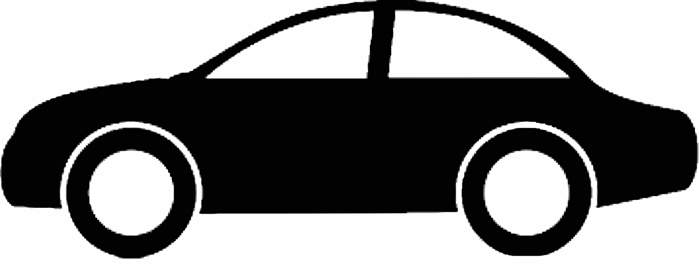 Car  black and white car black clipart clipartfox