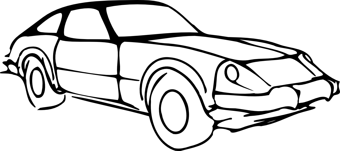 Car  black and white car clipart black and white free images 3