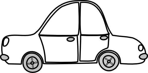 Car  black and white car clipart black and white free images 4