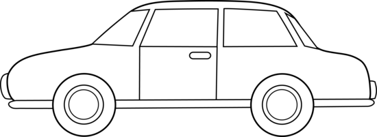 Car  black and white car clipart black and white tumundografico 3