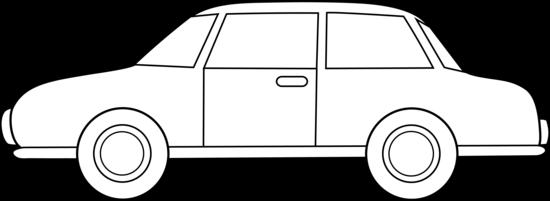 Car  black and white car clipart black and white tumundografico 3