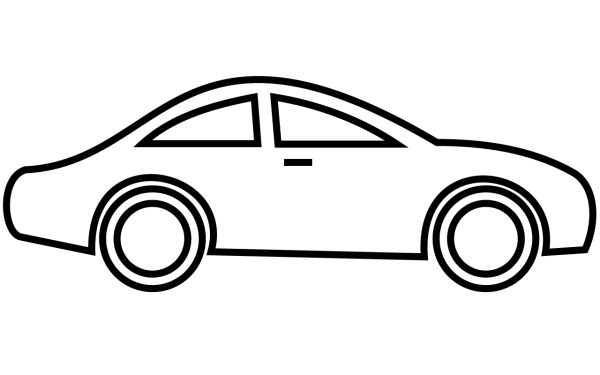 Car  black and white clipart cars black and white clipartfest