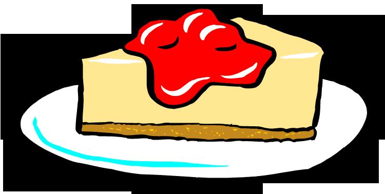 Clip art dessert cake clipart 2