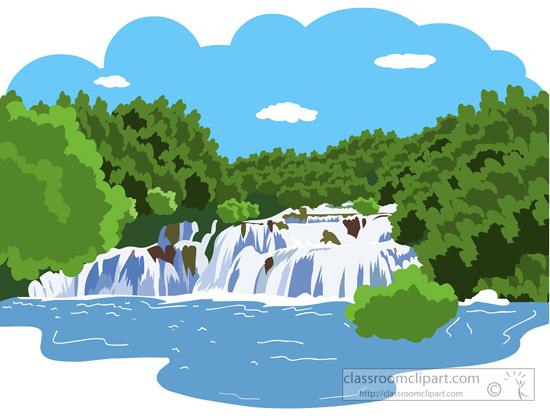 Clip art river tumundografico 4