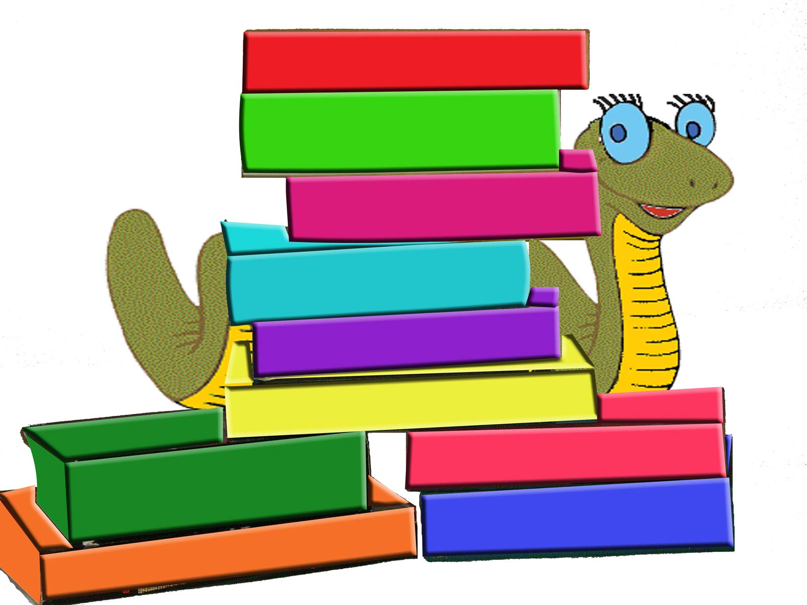 Clip art stack of books clipart 2
