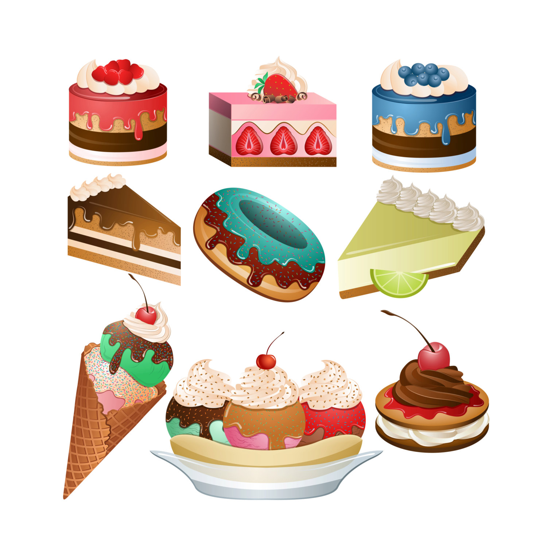 Clipart desserts clipartfest - WikiClipArt