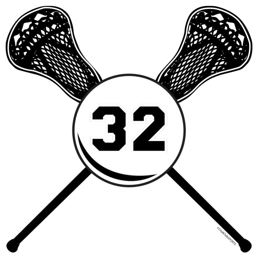 Clipart lacrosse 2