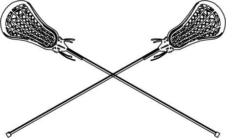 Clipart lacrosse stick clipartfest