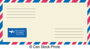 Clipart of envelope clipartfest