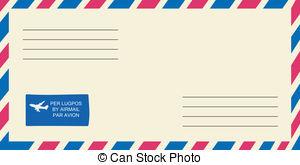 Clipart of envelope clipartfest