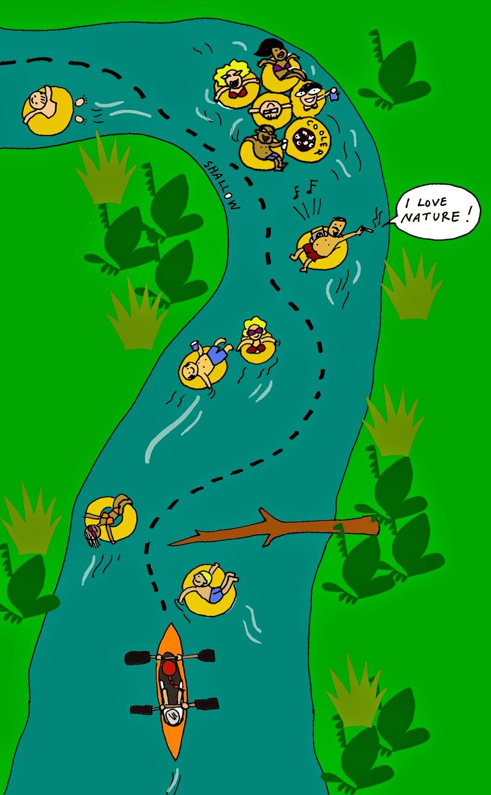 Clipart river tumundografico