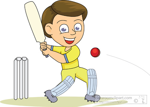 Cricket clipart free images 2