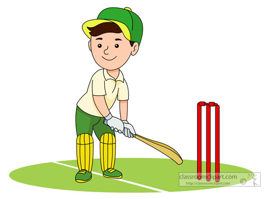 Cricket clipart more information