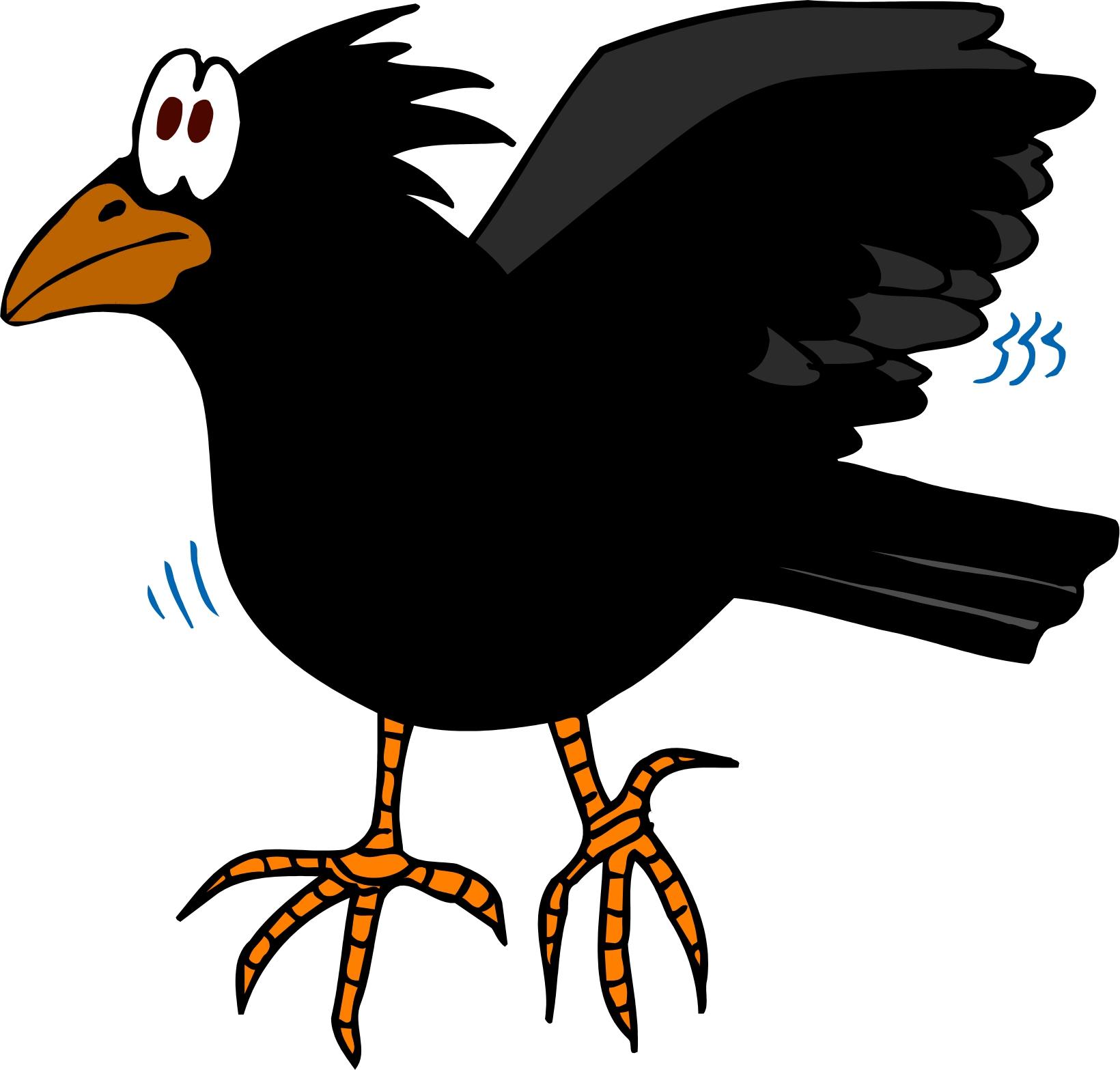 Crow clip art clipart