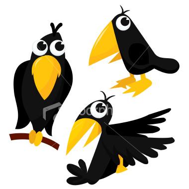 Crow clipart birds and clip art photo crowclipart 3