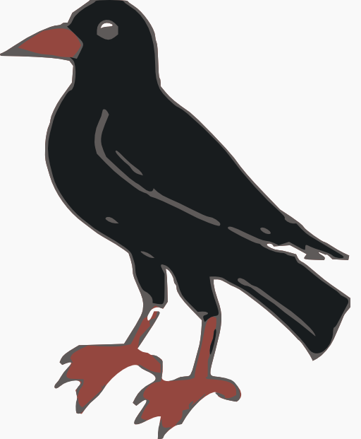 Crow clipart i2clipart free