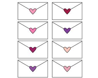 Cute envelope clipart clipartfest
