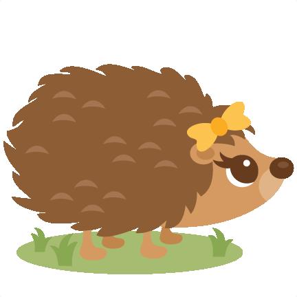 Cute hedgehog clip art clipart free download