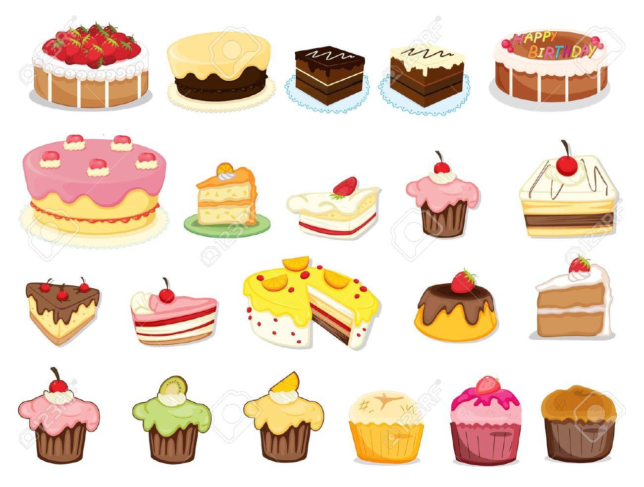 Dessert clipart 2