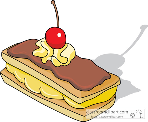 Dessert clipart 4 image