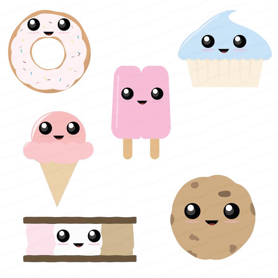 Dessert clipart 4