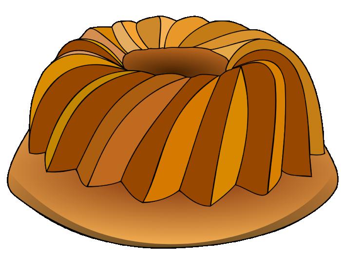 Dessert pie clip art 2