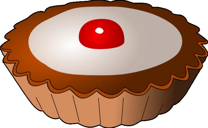 Dessert pie clip art 4