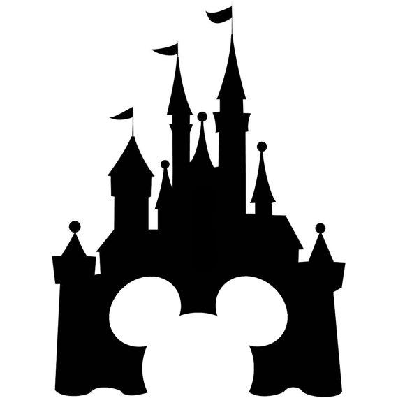 Disney castle disney cinderella castle clipart clipartfest