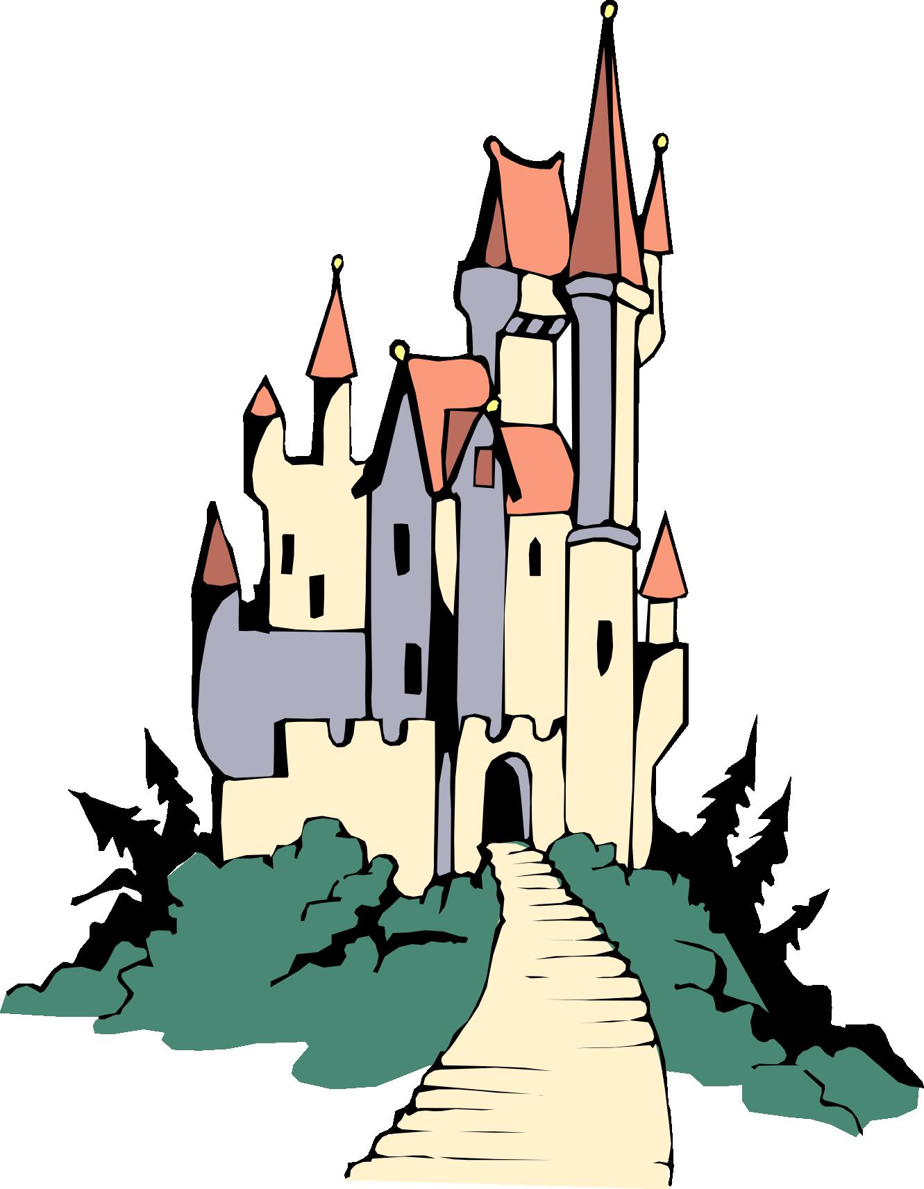 Disney castle disneyland castle clipart free images 2