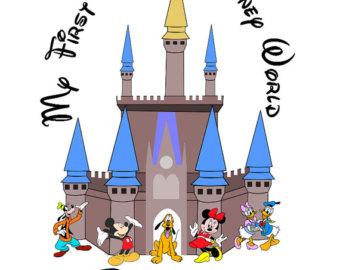 Disney castle disneyland castle clipart free images