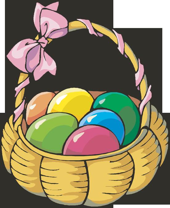 Easter basket clipart tumundografico 5