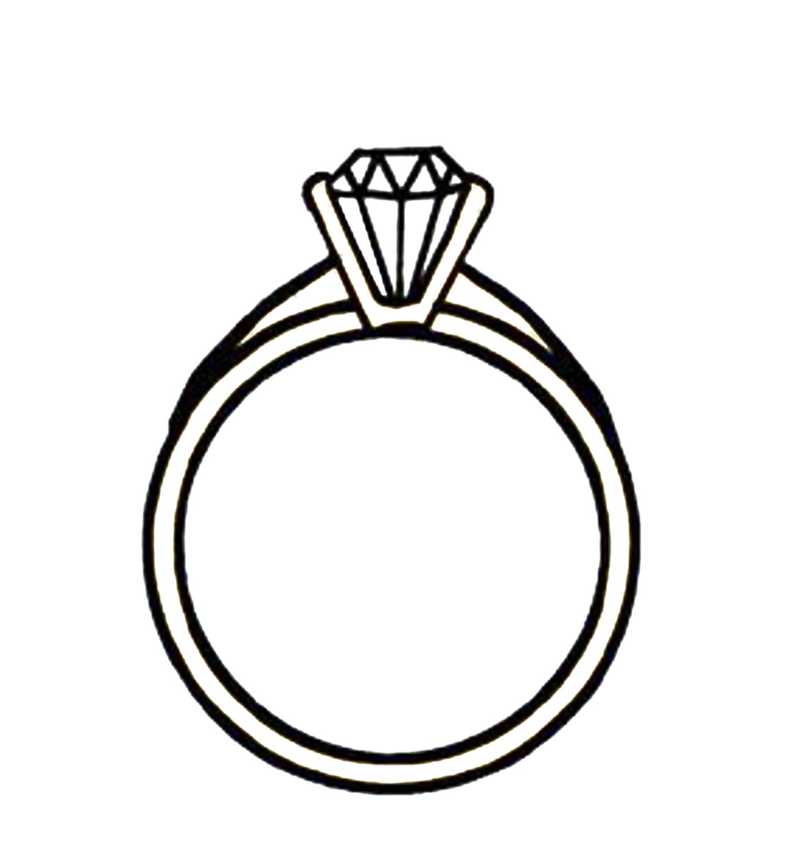 Engagement clip art 3