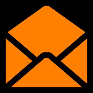 Envelope clip art at vector clip art