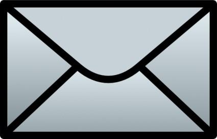 Envelope clip art free clipart images 3